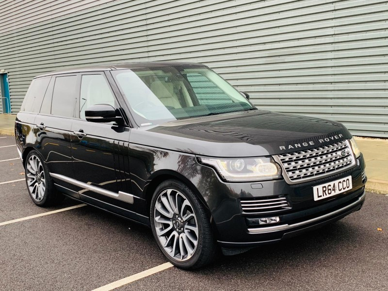 Car Hub - Land Rover Range Rover TDV6 Vogue SE 3L 5dr