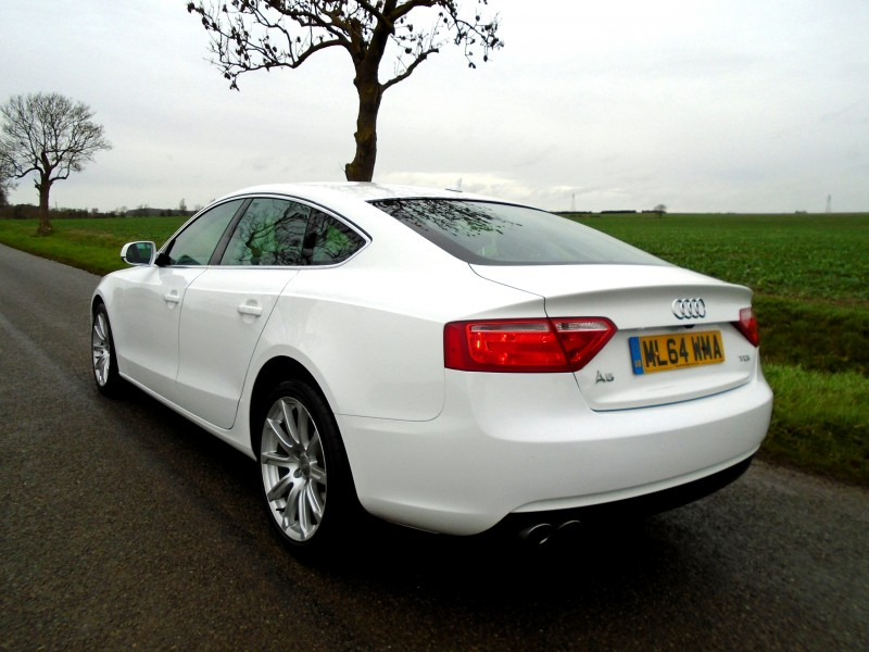 Audi A5 2.0 TDI SE Technik Sportback Multitronic 5dr Hatchback | Windmill Motors Ltd