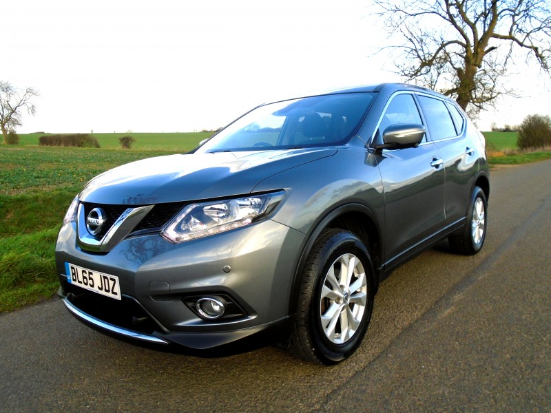 Nissan X-Trail 1.6 dCi Acenta (s/s) 5dr SUV | Windmill Motors Ltd
