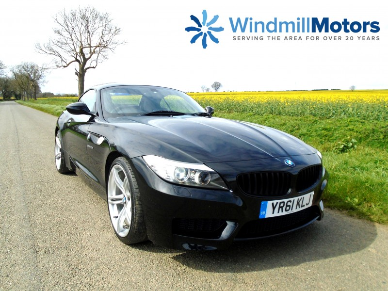 BMW Z4 2.5 23i M Sport Highline sDrive Automatic 2dr Convertible | Windmill Motors Ltd