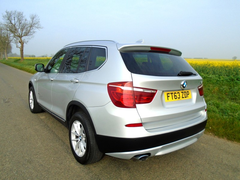 BMW X3 2.0 20d SE xDrive Automatic 5dr SUV | Windmill Motors Ltd