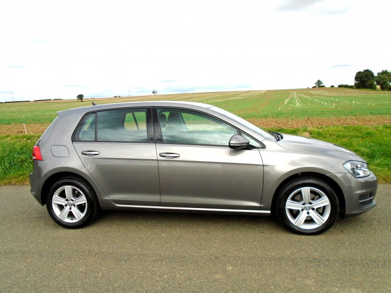 Volkswagen Golf 1.6 TDI BlueMotion Tech Match Edition (s/s) 5dr | Windmill Motors Ltd