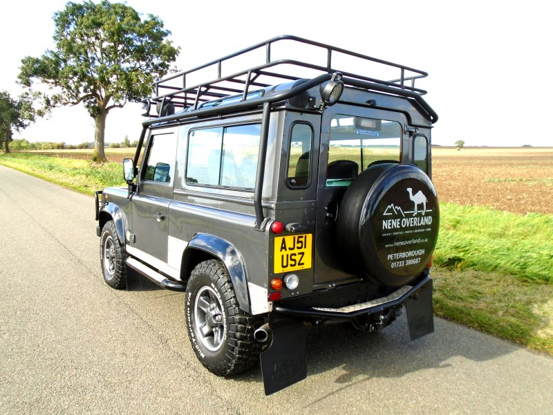 Land Rover Defender 90 Tomb Raider Limited Edition | Windmill Motors Ltd