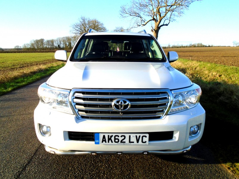Toyota Land Cruiser 4.5 D-4D Premium ICE 4x4 5dr SUV | Windmill Motors Ltd