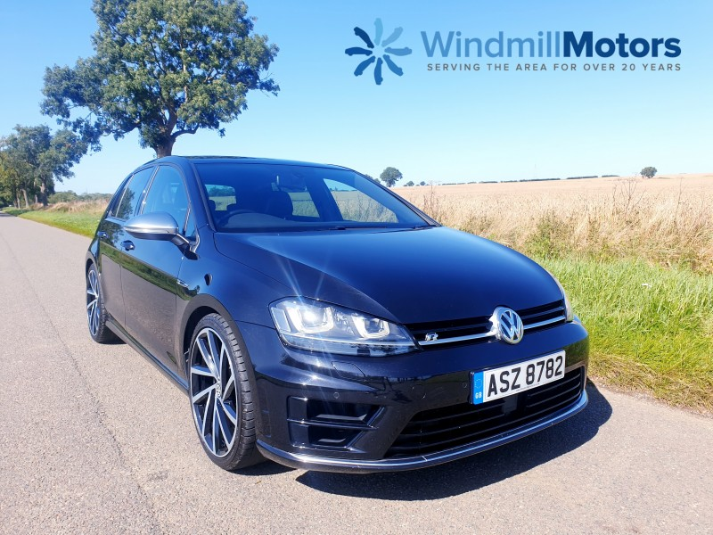 Volkswagen Golf 2.0 TSI BlueMotion Tech R DSG 4MOTION (s/s) 5dr | Windmill Motors Ltd