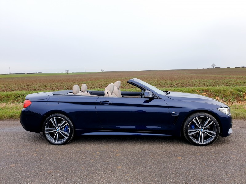 BMW 4 Series 3.0 435d M Sport Auto xDrive 2dr Convertible | Windmill Motors Ltd