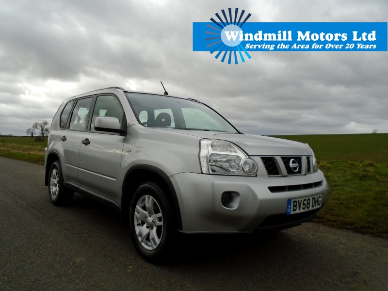 Used Nissan X-Trail 2.0 dCi Trek 5dr Estate for sale at Windmill ...