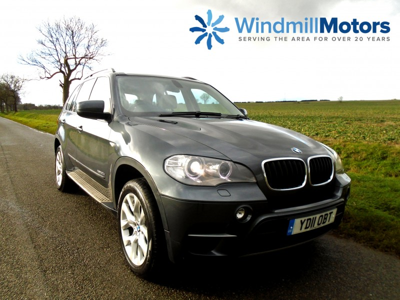 BMW X5 3.0 30d SE xDrive 5dr SUV | Windmill Motors Ltd