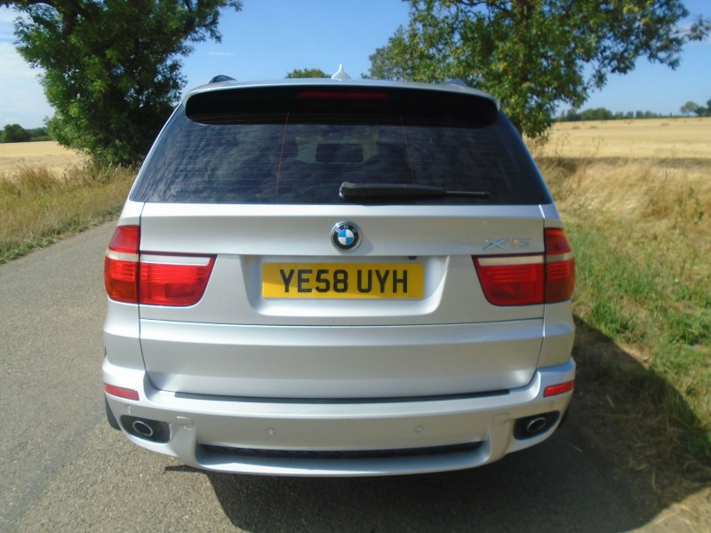 BMW X5 3.0 30d M Sport xDrive Automatic [7 Seat] 5dr SUV | Windmill Motors Ltd