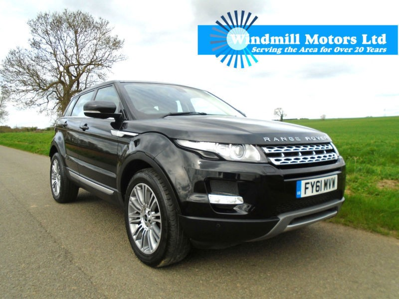 Land Rover Range Rover Evoque 2.2 SD4 Prestige Automatic AWD 5dr SUV | Windmill Motors Ltd