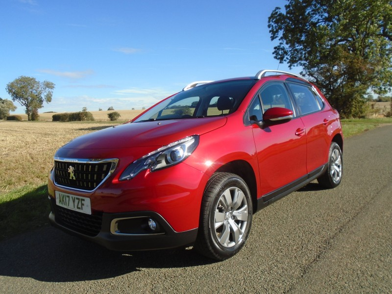 Peugeot 2008 1.2 PureTech Active 5dr SUV | Windmill Motors Ltd