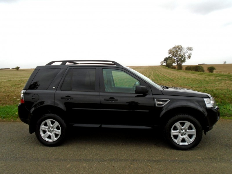 Land Rover Freelander 2 2.2 SD4 GS 4X4 Automatic 5dr SUV | Windmill Motors Ltd