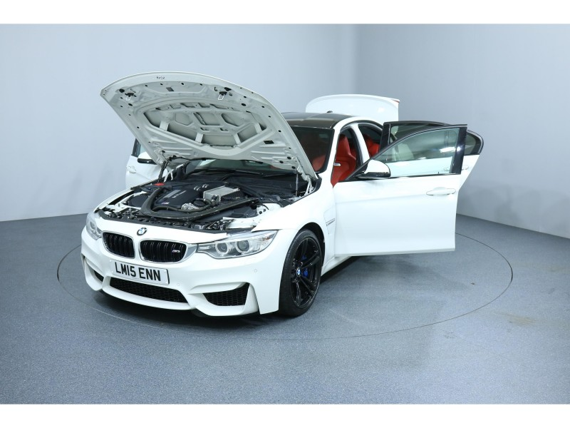 BMW M3 3.0 M DCT (s/s) 4dr - SW Car Supermarket