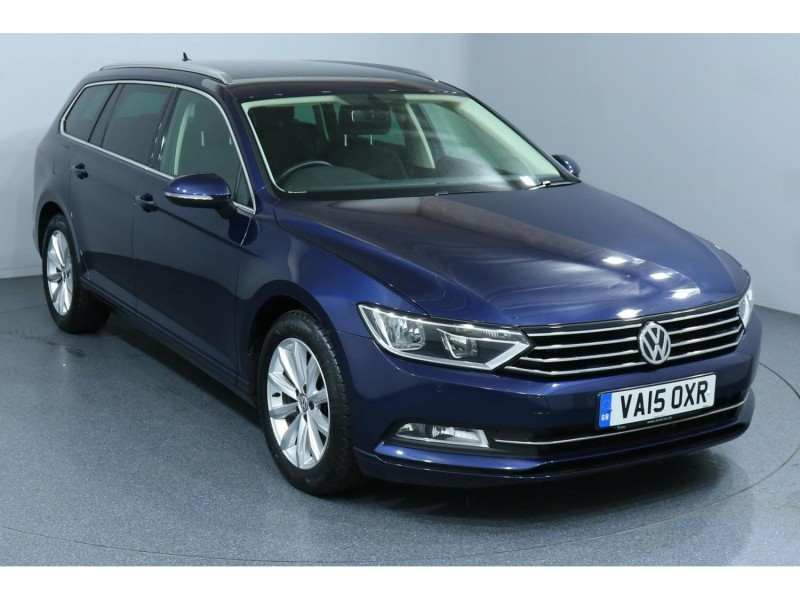 Volkswagen Passat 2.0 TDI BlueMotion Tech SE Business (s/s) 5dr - SW Car Supermarket
