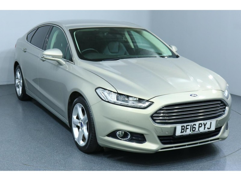 Ford Mondeo 2.0 TDCi Titanium Powershift (s/s) 5dr - SW Car Supermarket