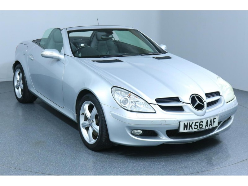 Mercedes-Benz SLK 3.5 SLK350 2dr - SW Car Supermarket