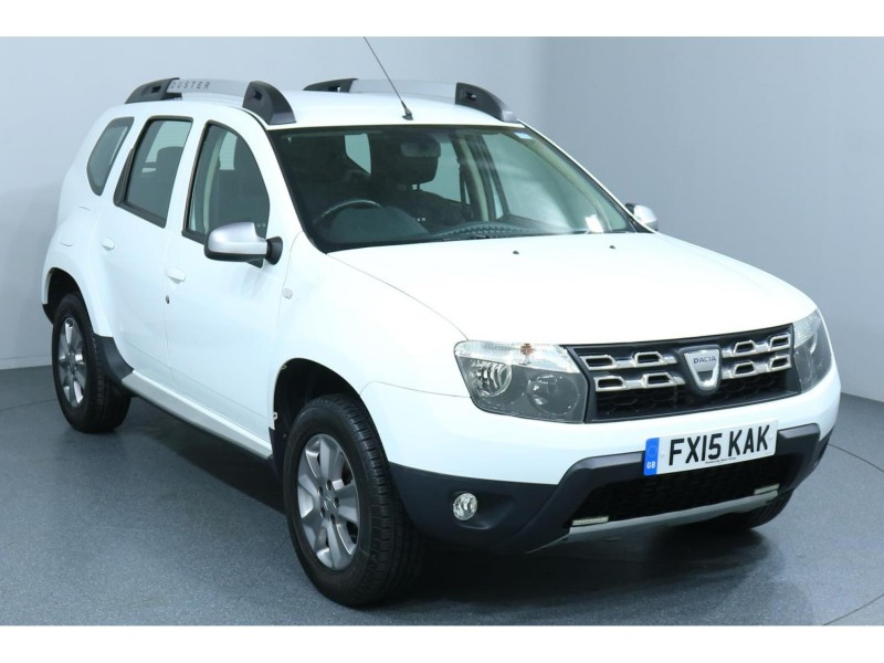 Dacia Duster 1.5 dCi Laureate 5dr - SW Car Supermarket