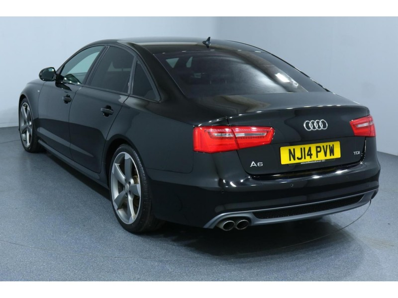 Audi A6 Saloon 2.0 TDI Black Edition 4dr - SW Car Supermarket