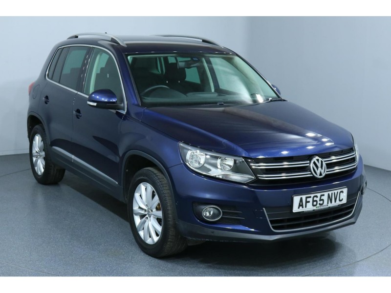 Volkswagen Tiguan 2.0 TDI BlueMotion Tech Match 4WD 5dr - SW Car Supermarket