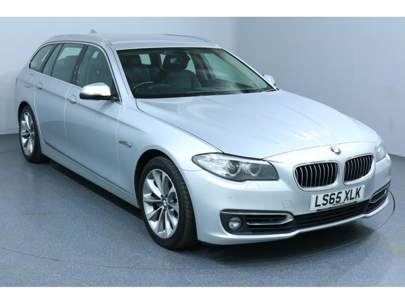 BMW 5 Series 2.0 525d Luxury Touring 5dr - SW Car Supermarket
