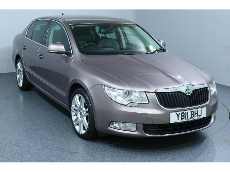 Skoda Superb Elegance Tsi 1.8L 5dr - SW Car Supermarket