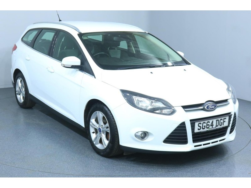 Ford Focus 1.6 TDCi ECOnetic Zetec 5dr - SW Car Supermarket