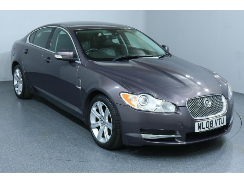 Jaguar XF 2.7 TD Luxury 4dr - SW Car Supermarket