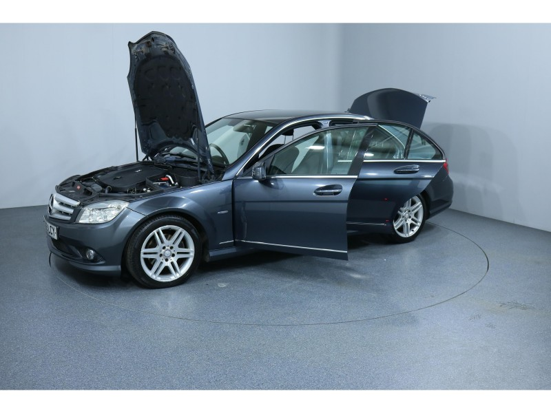 Mercedes-Benz C Class 2.1 C220 CDI BlueEFFICIENCY Sport 4dr - SW Car Supermarket