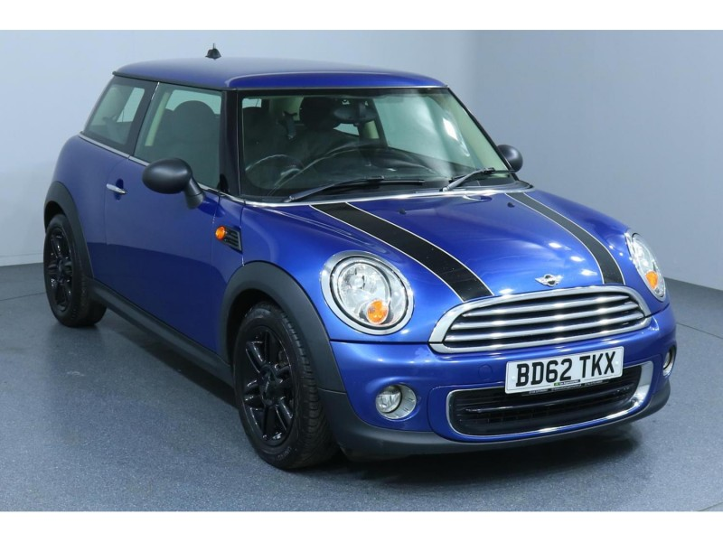 MINI Hatch 1.6 One (Sport Chili) 3dr - SW Car Supermarket