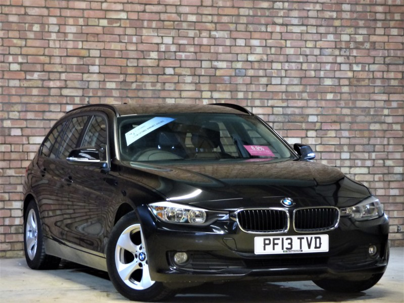 BMW 3 Series 320d EfficientDynamics Touring 2L 5dr - SW Car Supermarket