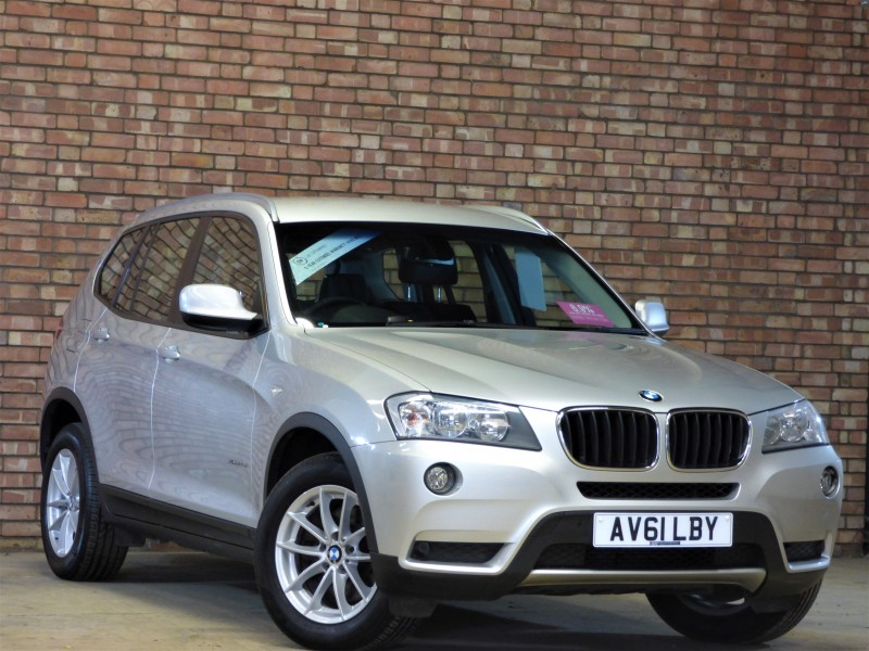 BMW X3 xDrive20d SE 2L 5dr - SW Car Supermarket