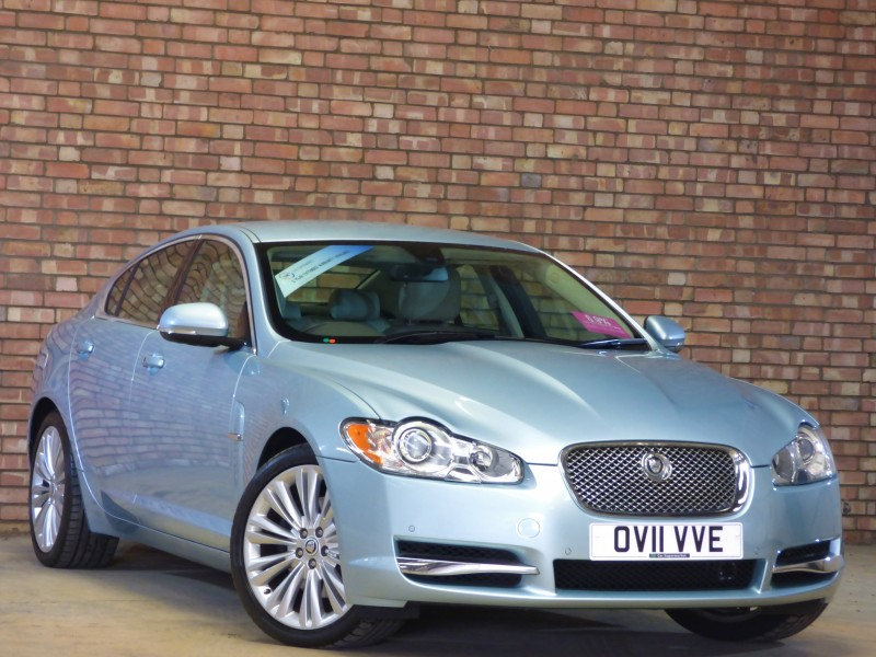 Jaguar XF V6 Premium Luxury 3L 4dr - SW Car Supermarket