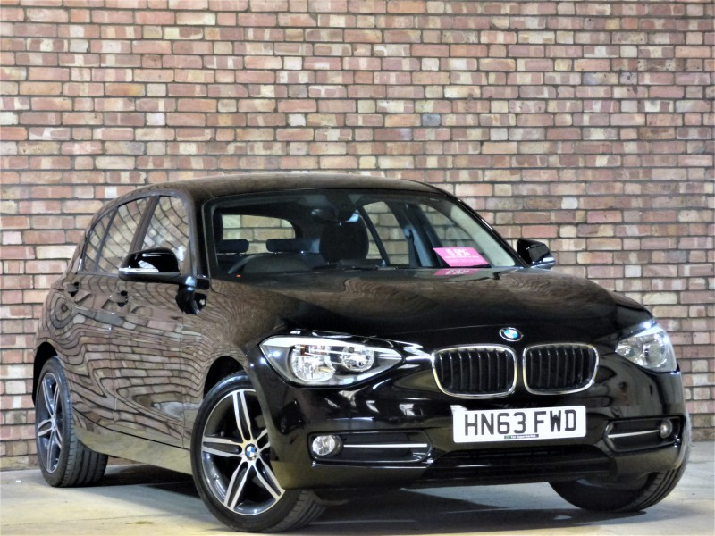 BMW 1 Series 116d Sport 2L 5dr - SW Car Supermarket