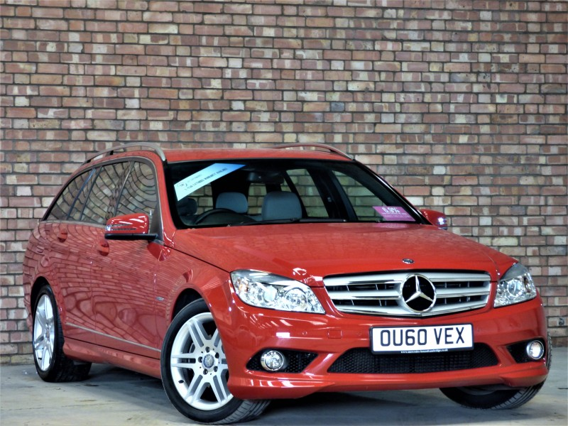Mercedes-Benz C-Class C220 CDi BlueEfficiency Sport 2.1L 5dr - SW Car Supermarket