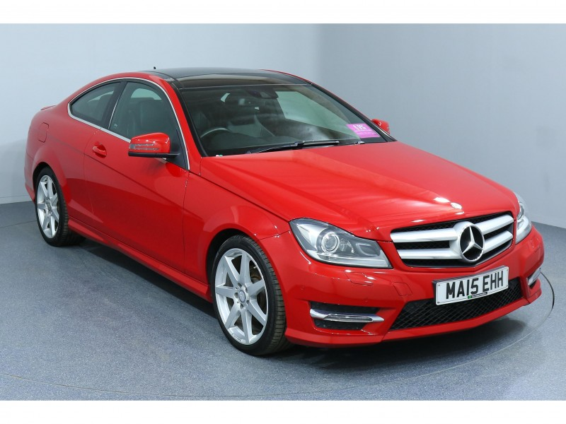 Mercedes-Benz C-Class C250 CDi AMG Sport Edition Premium Plus 2.1L 2dr - SW Car Supermarket