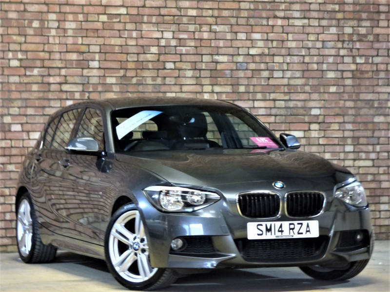 BMW 1 Series 116d M Sport 2L 5dr - SW Car Supermarket