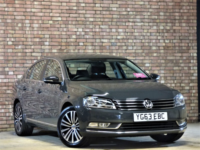 Volkswagen Passat Highline TDI Bluemotion Technology 2L 4dr - SW Car Supermarket