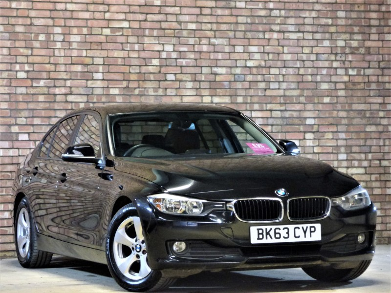 BMW 3 Series 320d EfficientDynamics 2L 4dr - SW Car Supermarket