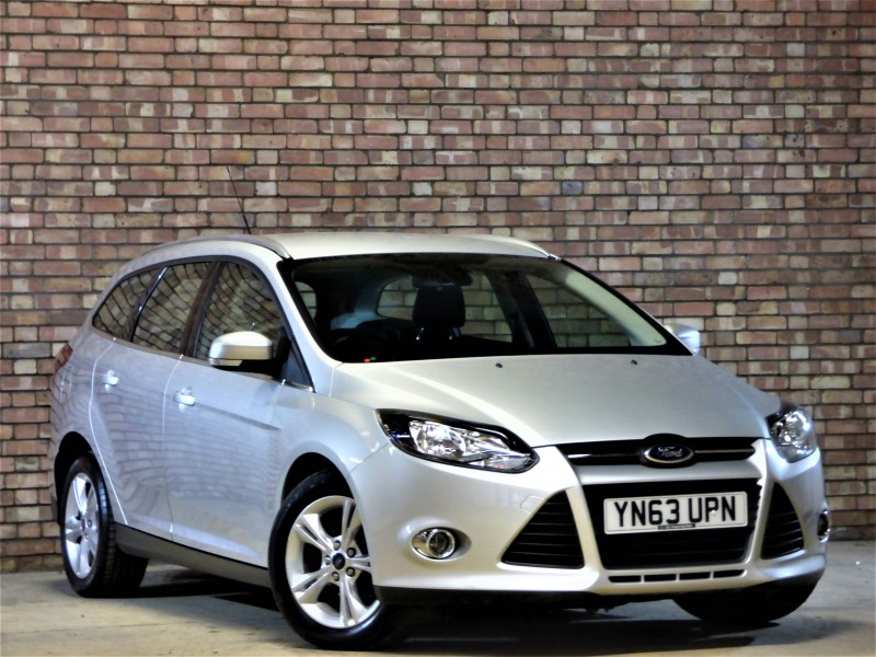 Ford Focus Zetec Econetic TDCi 1.6L 5dr - SW Car Supermarket
