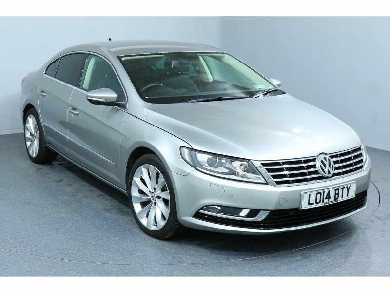 Volkswagen CC GT TDI Bluemotion Technology 2L 4dr - SW Car Supermarket