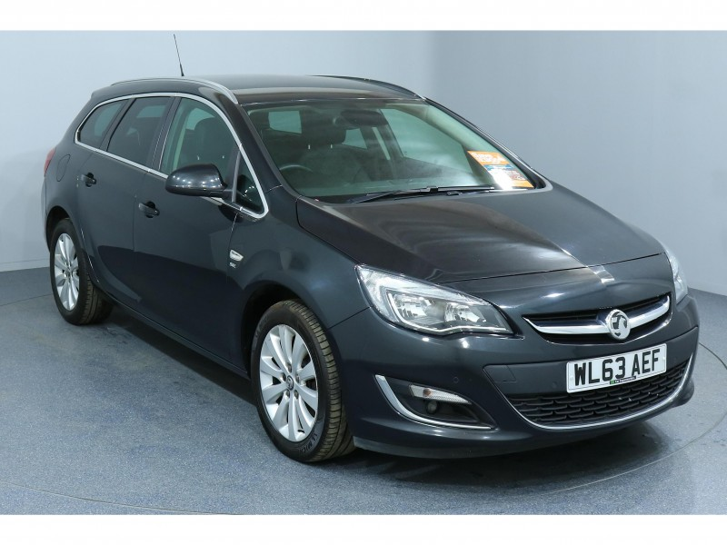 Vauxhall Astra Se Cdti Ss 2l 5dr For Sale At Sw Car Supermarket In