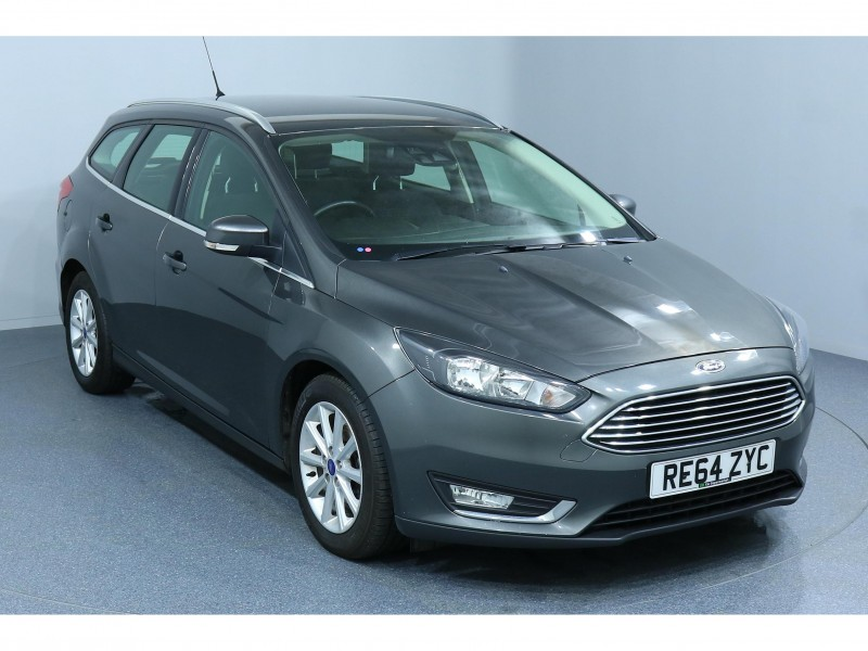 Ford Focus Titanium TDCi 1.5L 5dr - SW Car Supermarket