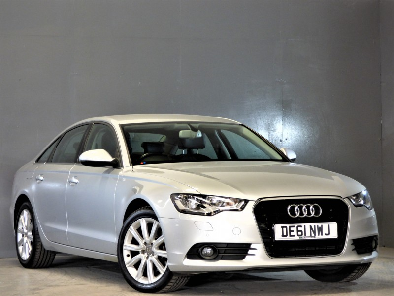 Audi A6 Saloon 3.0 TDI SE Multitronic 4dr - SW Car Supermarket