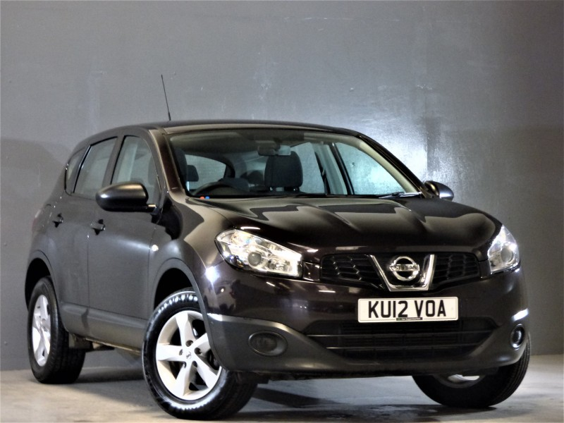 Nissan Qashqai dCi Visia IS 1.6L 5dr - SW Car Supermarket