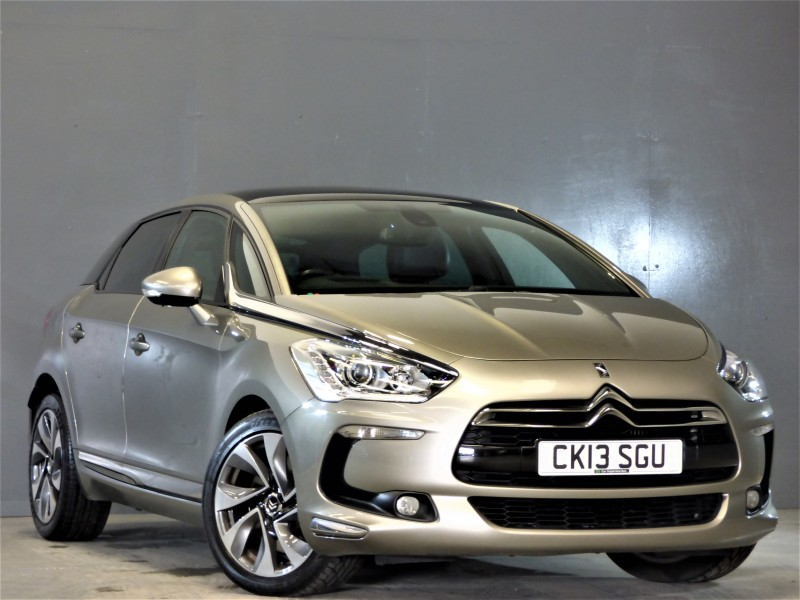 Citroen DS5 HDi DStyle [Panoramic] 2L 5dr - SW Car Supermarket