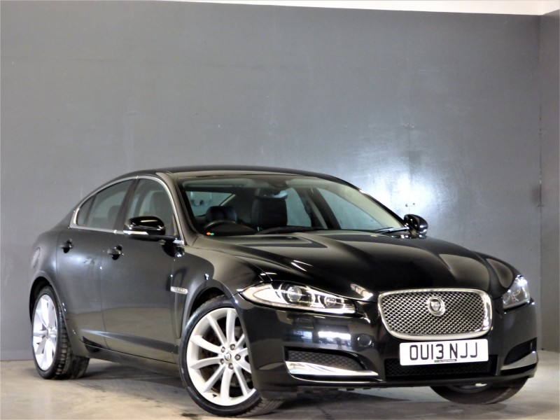 Jaguar XF 2.2 TD Premium Luxury 4dr (start/stop) - SW Car Supermarket
