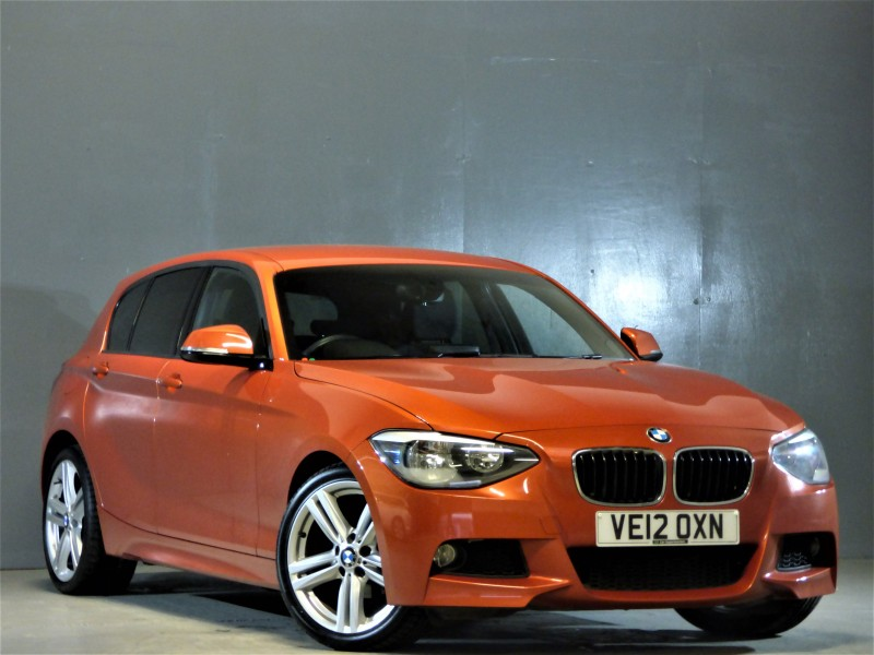 BMW 1 Series 118d M Sport 2L 5dr - SW Car Supermarket