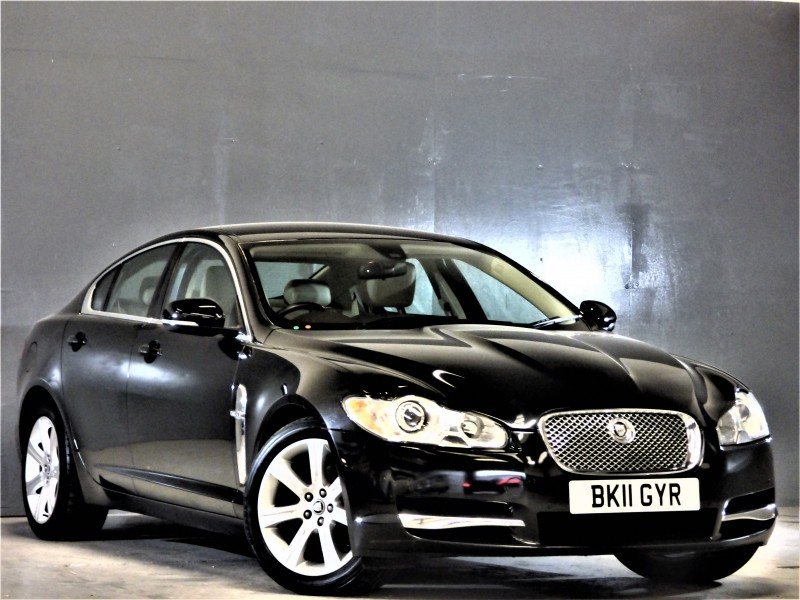 Jaguar XF V6 Luxury 3L 4dr - SW Car Supermarket