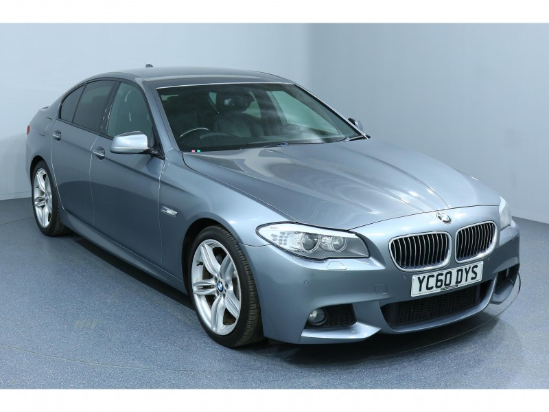 BMW 5 Series 530d M Sport 3L 4dr - SW Car Supermarket
