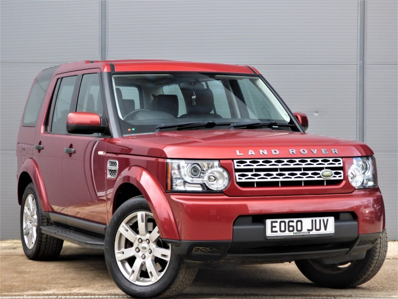Land Rover Discovery 4 3.0 SD V6 GS 4X4 5dr - SW Car Supermarket
